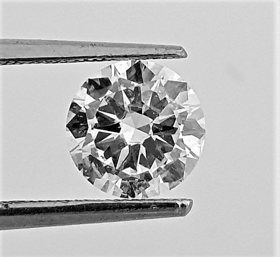 Diamant - 1.51 ct - Brillant - E - VS2