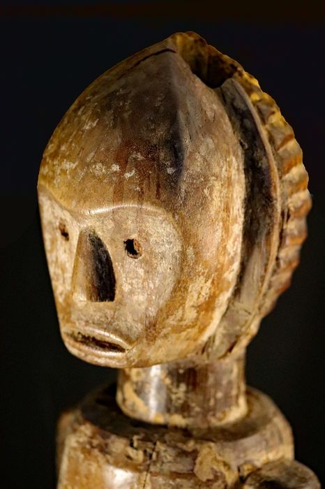 Exquisite relic figure - Wood - Ambete - Gabon