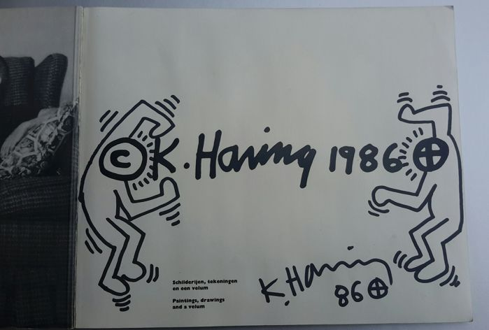 Keith Haring - cataloges