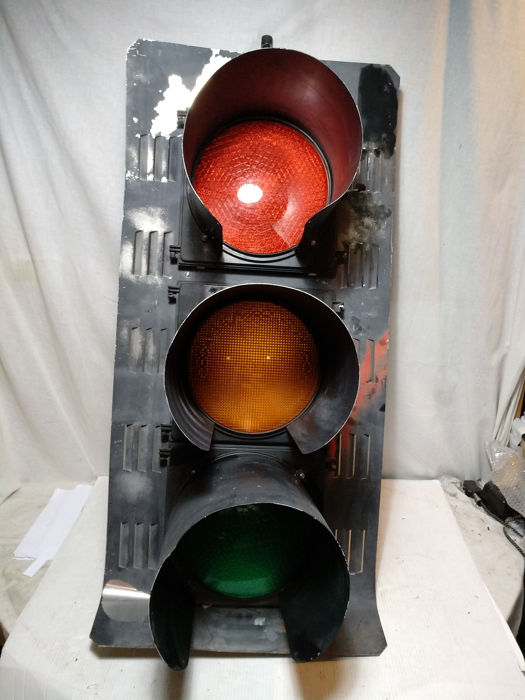 stoplicht - American stoplight - 2010 (1 items)