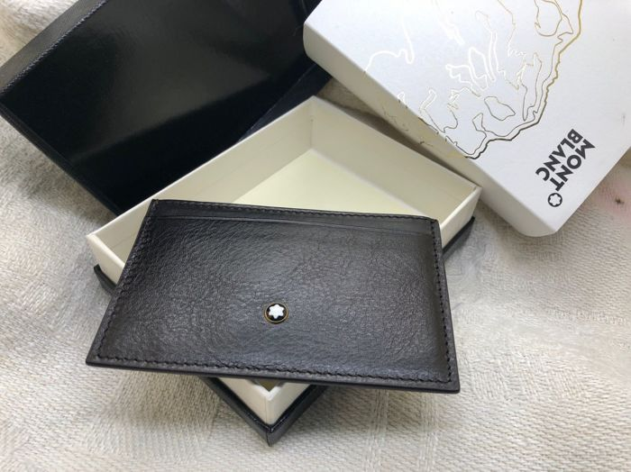 Montblanc - Meisterstück Pocket Credit Card Holder 3cc Wallet