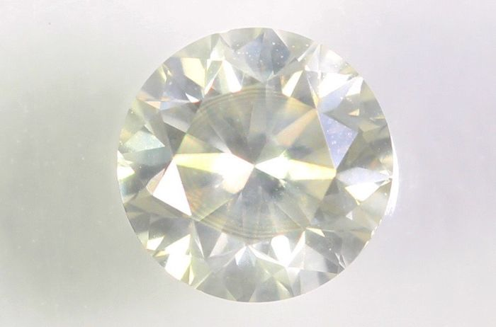 Diamanten - 0.33 ct - Briljant - P1 - * NO RESERVE PRICE *