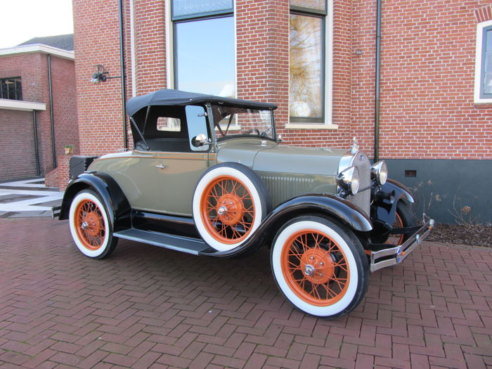 Ford - A - 1929
