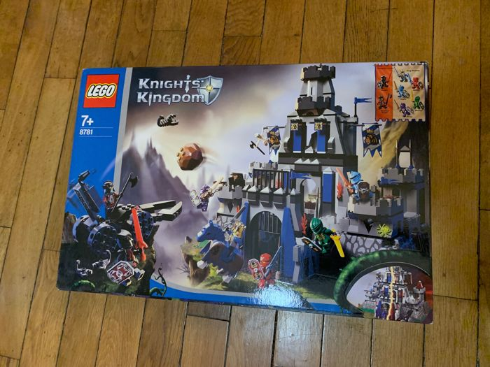 LEGO - Knights Kingdom - 8781 - Castle - France - Catawiki