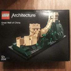 LEGO - Architecture - 21041 - Mur chinois