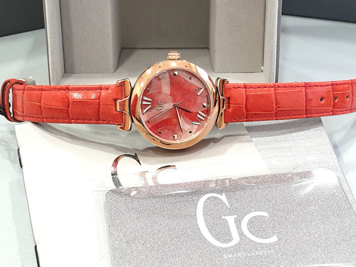 """Guess - """" NO RESERVE PRICE """" Y20004L3 LADYBELLE - Swiss Made - Nuovo - Garanzia - Dames - 2011-heden"""