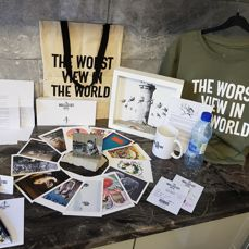 Banksy x Walled Off Hotel - Collection