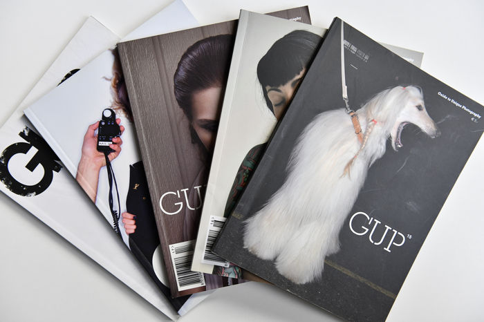 GUP Magazine (Guide to Unique photography) - GUP Magazine (Guide to Unique photography) 15 t/m 19 - 2009