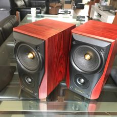 Mission - Rare 750 Limited Edition 20th Anniversary Rosewood very nice - Højtalersæt