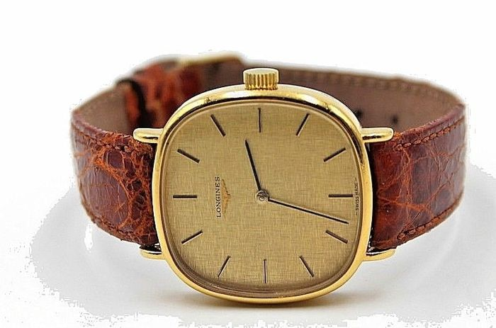 Longines - Gold Electroplated 20 - 18087860 - Heren - 1960-1969