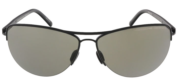 Sunglasses - Porsche - Porsche Design P8570A  Aviator Driving Sunglasses With Case and Docs - 2018