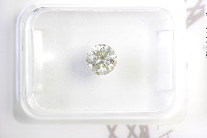 Diamond - 0.46 ct - Brilliant - SI2