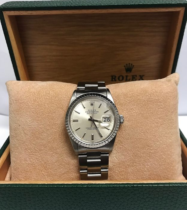 Rolex -  Oyster Perpetual Datejust - 16030 - Hombre - 1970-1979