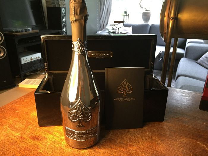Armand de Brignac Ace of Spades - Champagne Blanc de Noirs - 1 Bottle  (0 75L) - Catawiki