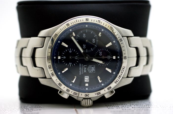TAG Heuer - Link Calibre 16 Automatic Chronograph  - Ref. CJF2114 - Heren - 2011-heden