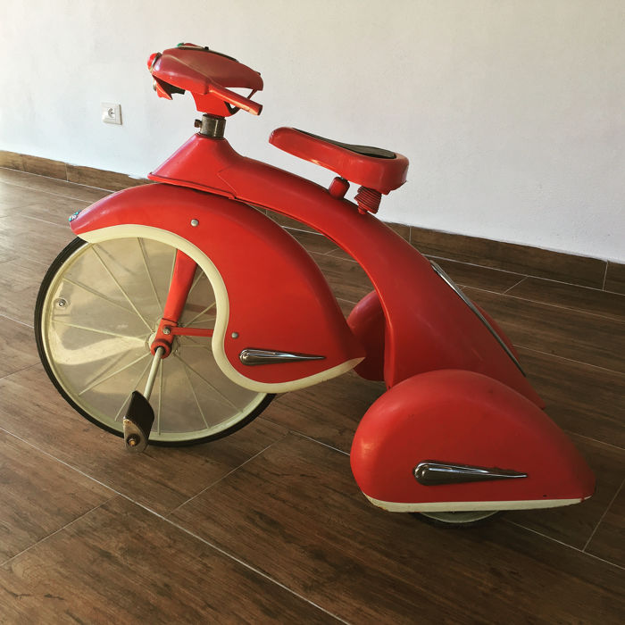 Airflow Collectable - Tricycle Sky King Tricycle - 1950-1959 - U.S.