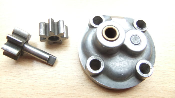 Motor / Motoronderdelen - Ducati Monza junior 160 - 1966-1966 (11 items)