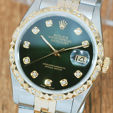 Customised Rolex Watch Auction