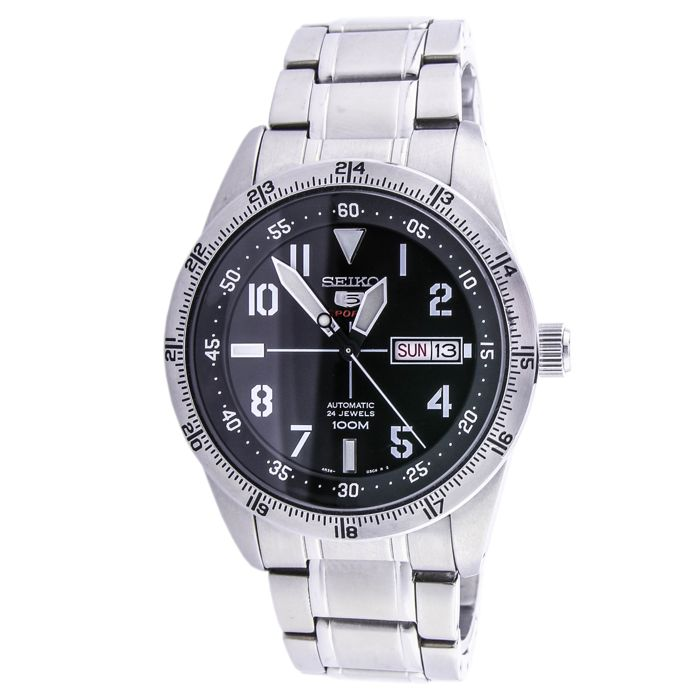 Seiko - SRP513K1 10 ATM AUTOMATIC - Heren - 2011-heden
