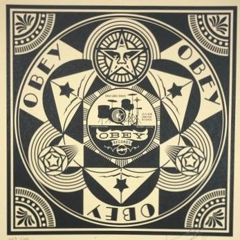 Shepard Fairey (OBEY) - Gold Label Series
