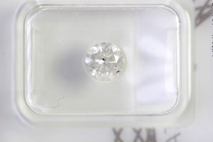 Diamond - 0.85 ct - Brilliant - G - P3