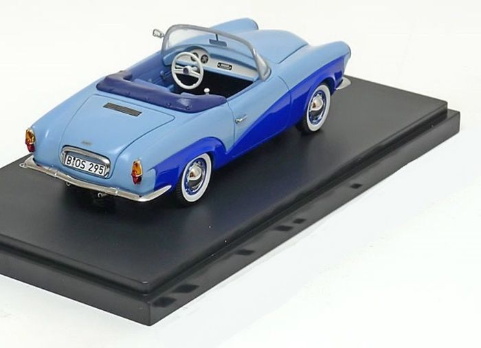 Best of Show - 1:43 - Rometsch (VW) Lawrence Cabriolet