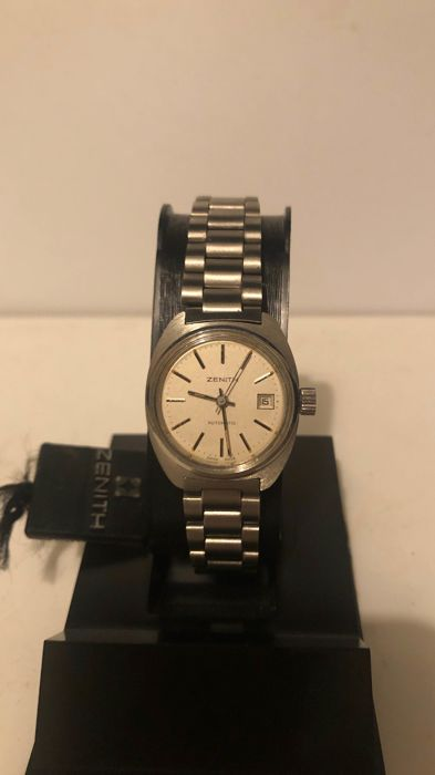 Zenith - Automatic Date Surf - 01-0680-495 - Donna - 1960-1969