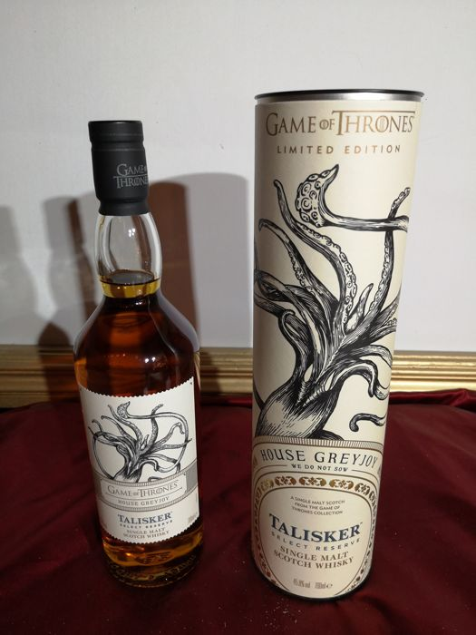 Talisker Game of Thrones  - 0.7 Ltr