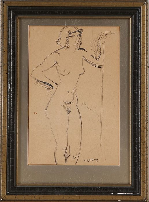 André Lhote (1885-1962) - Untitled