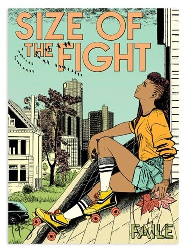 Faile - Size Of The Fight