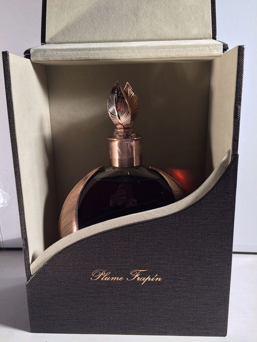 """Frapin - """"Plume"""" cognac, limited edition - 70cl"""