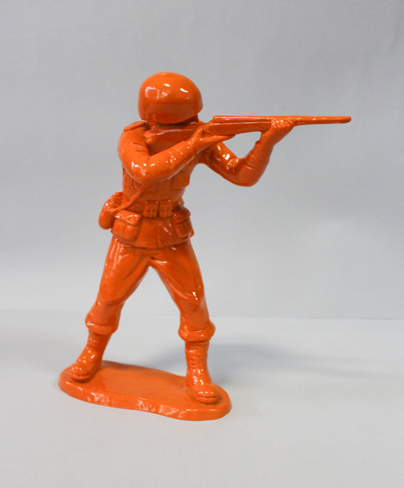 Alessandro Padovan - Peacekeepers Pop Color (Orange)