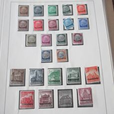 Luxembourg - Advanced stamp collection