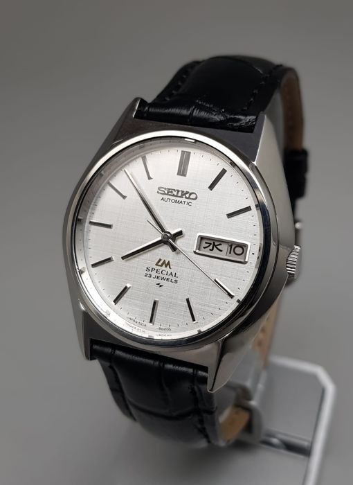 Seiko - 'NO RESERVE PRICE' Lord Matic SPECIAL Automatic Vintage 1976 Men - 5216-8020 - Men - 1970-1979
