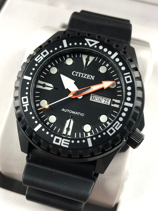 "Citizen - Marine Sport Automatic - NH8385-11EE ""NO RESERVE PRICE"" - Men - 2011-present"