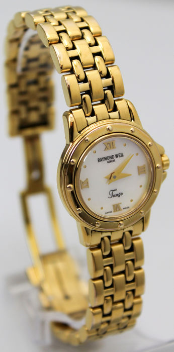 """Raymond Weil - Tango """"NO RESERVE PRICE""""  - 5860 - Dames - 2011-heden"""