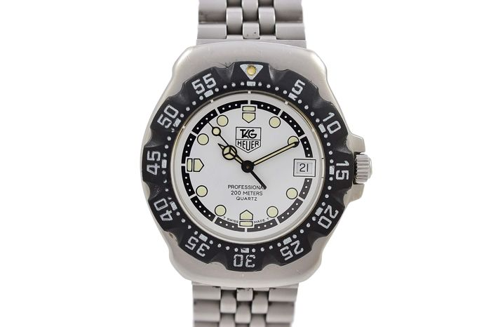 TAG Heuer - F1 Series - WA1218 - Heren - 1990-1999