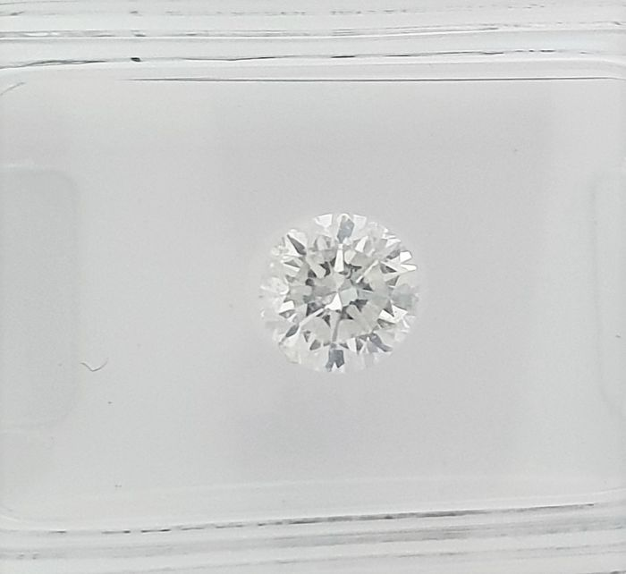 Diamant - 0.71 ct - Briljant - E - SI1