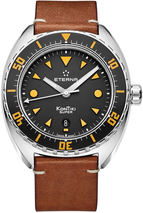 Eterna - Super KonTiki  - 1273.41.49.1363 - Heren - 2011-heden