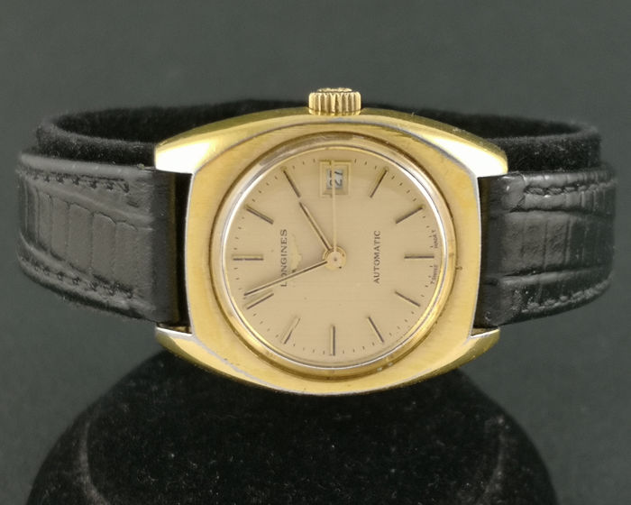 """Longines -  """"NO RESERVE PRICE"""" Automatic - Ref. 1598-1 - Dames - 1970-1979"""