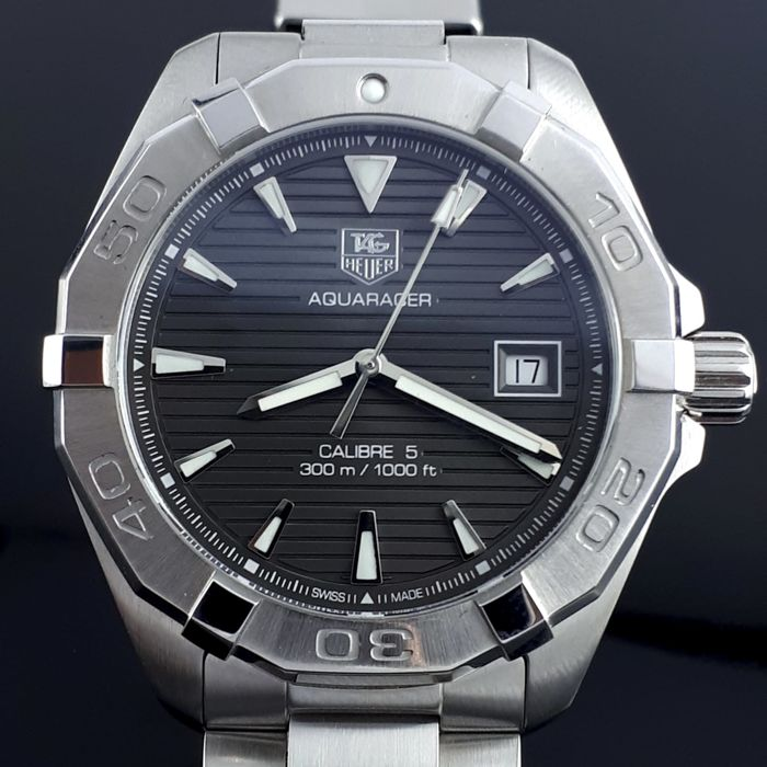 TAG Heuer - Aquaracer 300M - Ref: WAY2113 - Heren - 2011-heden