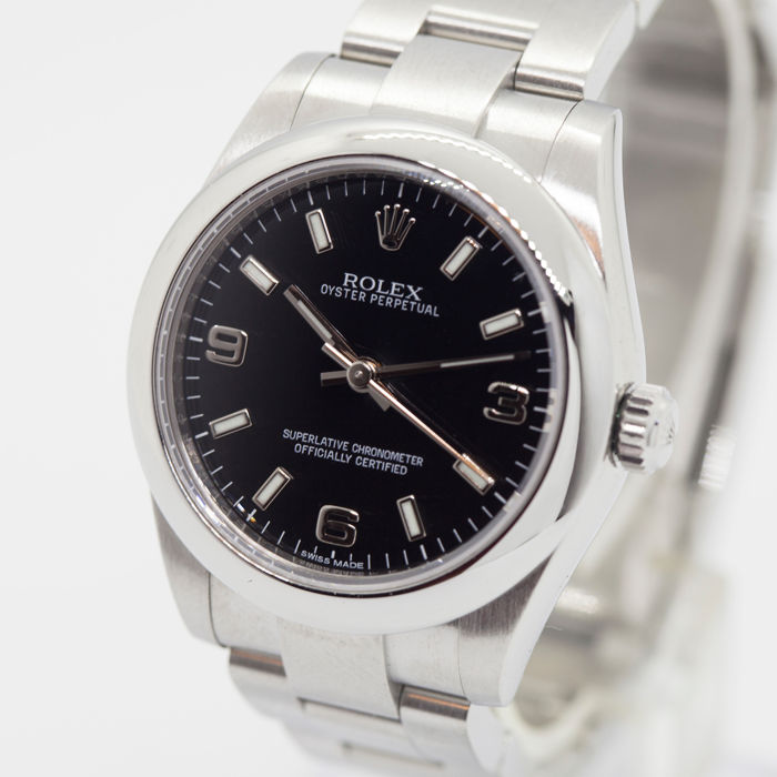 Rolex - Oyster Perpetual - 177200 - Unisex - 2011-heden