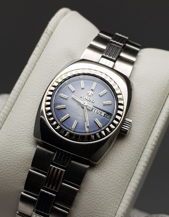 Rado - 'NO RESERVE PRICE'  Golden City Automatic Vintage Lady - 559.3044.4 - Donna - 1970-1979