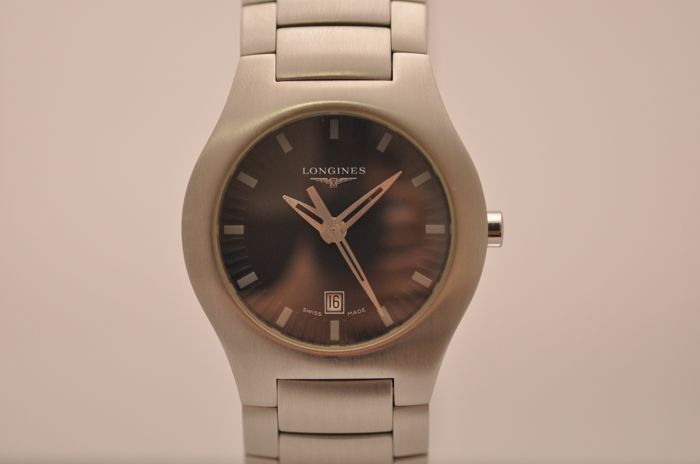 Longines - 'NO RESERVE PRICE' Ladies Quartz Steel  - Dames - 2000-2010
