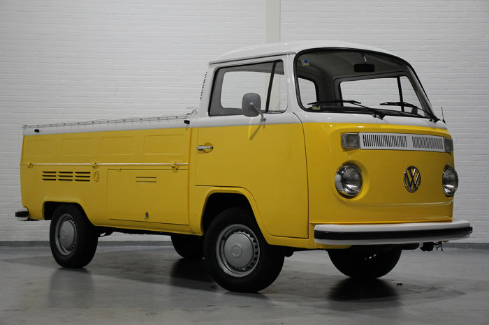 Volkswagen - Transporter T2 Pick-Up - 1976