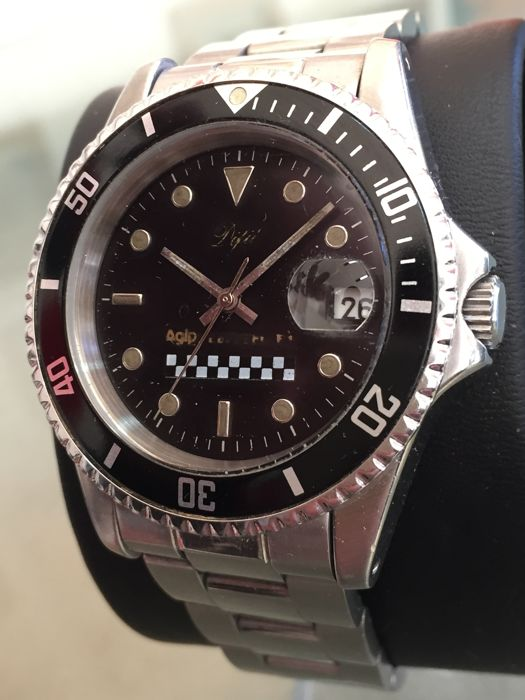 AGIP SUB - submariner - ---- - Heren - 1980-1989