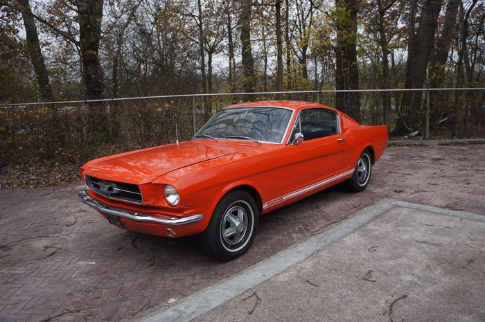 Ford - Mustang  - 1965