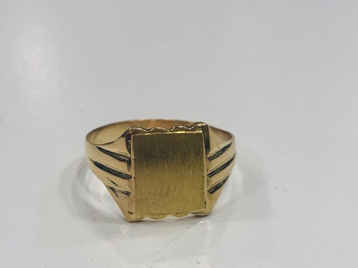 18 kt Gelbgold - Ring