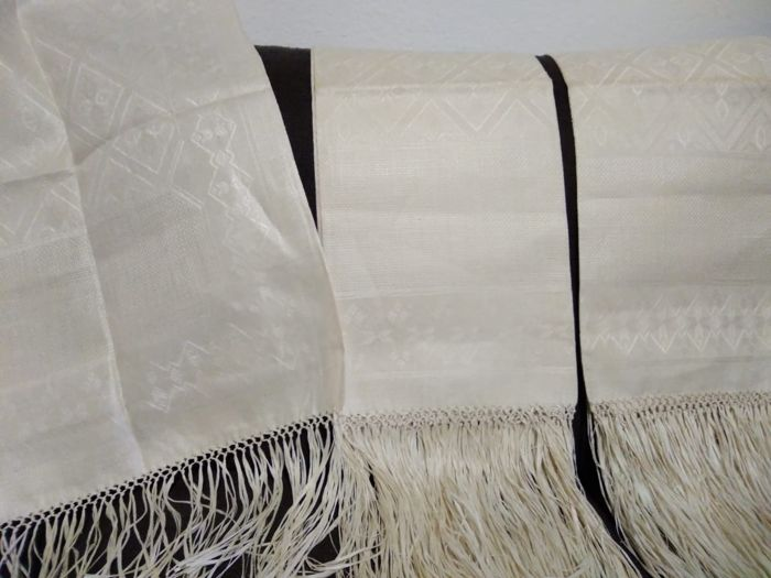 Guest Towel (3) - Linen - Late 19th / early 20th century
