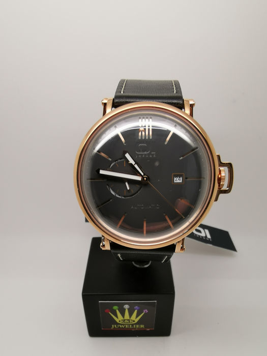 THE ONE  - Automatic - Edelstahl rosé XL - A 302L2 - Unisex - 2011-present
